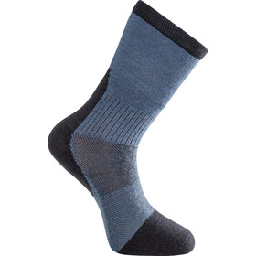 Woolpower Socks Skilled Liner Classic dark navy/nordic blue
